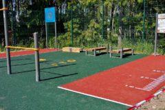 спортивная площадка воркаут