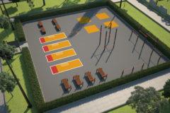 проект площадки ГТО WPG